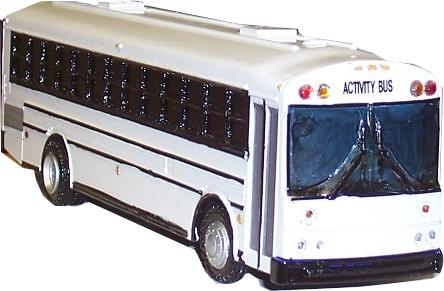 thomas built model school bus model bus bus bank bus bank promotion