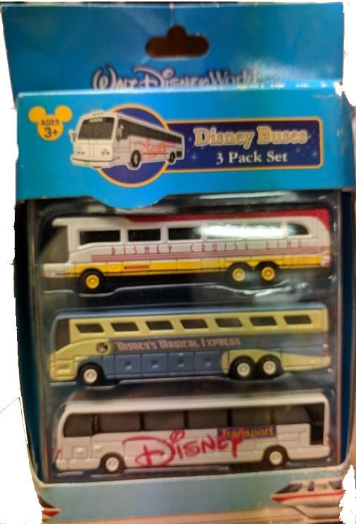 F & J Model Buses