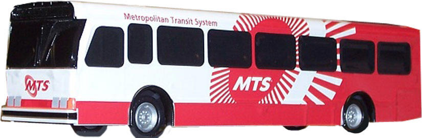 MTS Orion V driver's Side